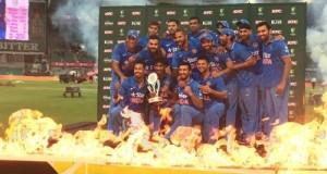 India creates history as whitewash Australia in Australia