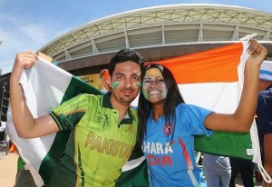 India to play Pakistan on 27 February in Asia Cup 2016.