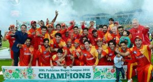 Pakistan Super League Winners, Runners-up