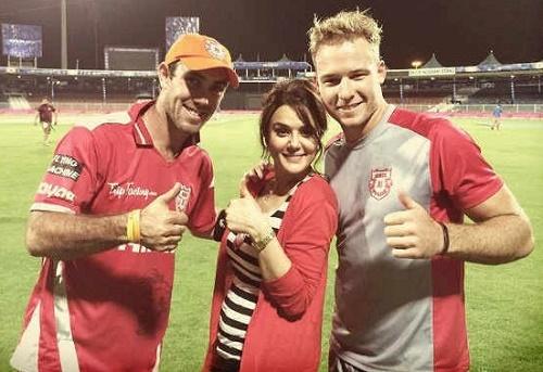 Kings XI Punjab Squad for Vivo IPL 2016.