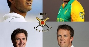 Libra Legends Squad for 2016 MCL Twenty20