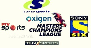 Masters Champions League 2016 Broadcasters