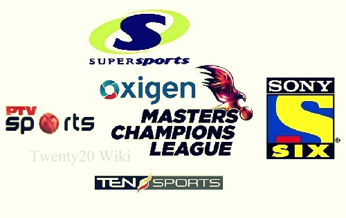 Masters Champions League 2016 Broadcasters.