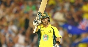 Maxwell out from 1st T20 against India in Adelaide