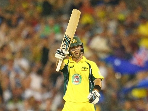 Maxwell out from 1st T20 against India in Adelaide.