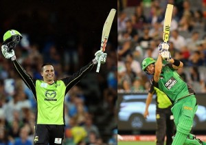 Melbourne Stars v Sydney Thunder BBL-05 Final Preview.