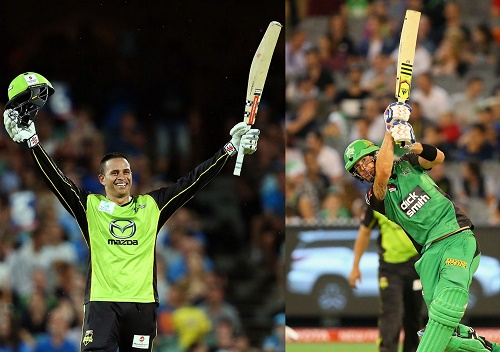 Melbourne Stars v Sydney Thunder BBL-05 Final Preview.