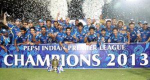 Mumbai Indians Playing XI for IPL 2017