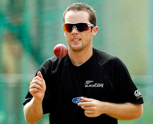 New Zealand named Astle in T20 Squad for Pakistan series.