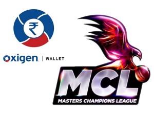 Oxigen Wallet become Masters Champions League title sponsor.