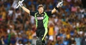Shane Watson: First batsman to hit T20I century in Australia