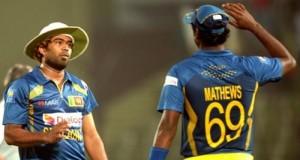 Sri Lanka named Twenty20 squad for India tour 2016