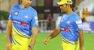 Stephen Fleming to coach Pune Team in IPL