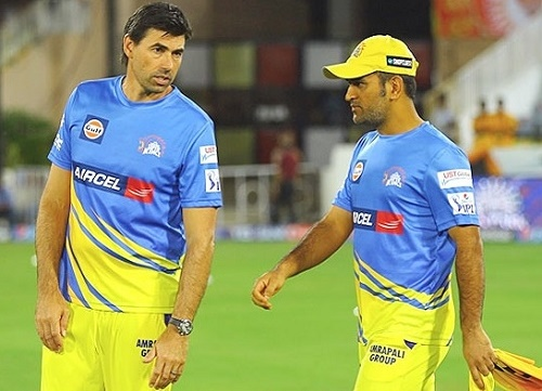 Stephen Fleming to coach Pune Team in IPL.