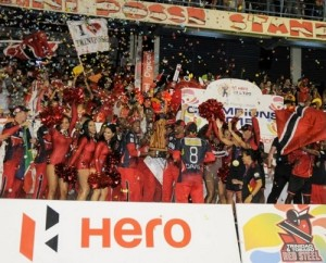 T&T Knight Riders replace T&T Red Steel in CPL.
