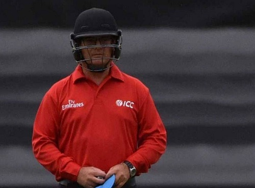 Umpires to wear helmet during ICC World T20 2016.