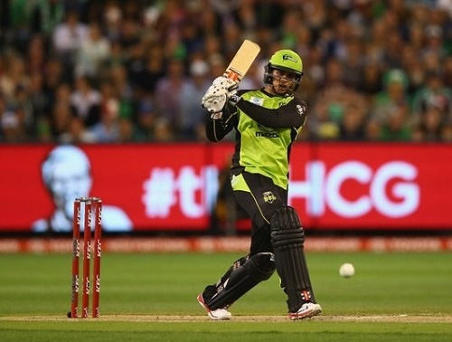 Usman Khawaja scored 72 runs in BBL-05 final.