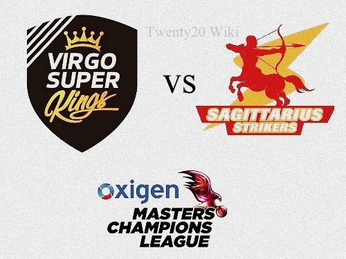 Virgo Super Kings v Sagittarius Strikers Live Streaming.