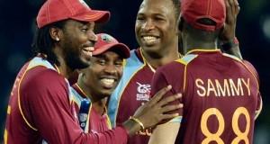 West Indies named squad for World Twenty20 2016