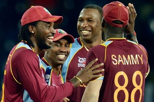 West Indies named squad for World Twenty20 2016.