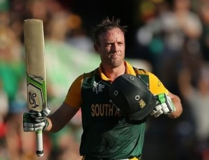AB De Villiers become marquee player for Barbados Tridents.