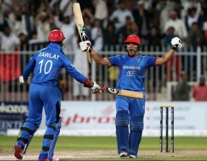 Afghanistan team announced for World T20 2016.