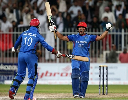 Afghanistan team announced for World T20 2016.