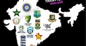 All Teams Squad for ICC World Twenty20 2016