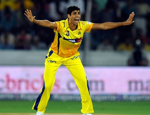 Ashish Nehra in Vivo IPL 2016 auction.