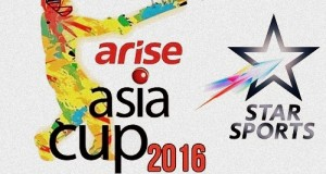 Asia Cup 2016 TV listings, Live streaming, Broadcast