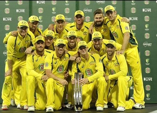 Australia Squad for ICC Twenty20 World Cup 2016.