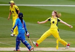 Australia named squad for women's world t20 2016.