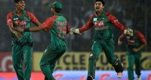 Bangladesh beat Sri Lanka by 23 runs in Asia Cup
