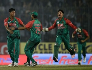 Bangladesh beat Sri Lanka by 23 runs in Asia Cup.