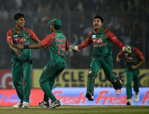 Bangladesh beat Sri Lanka by 23 runs in Asia Cup.