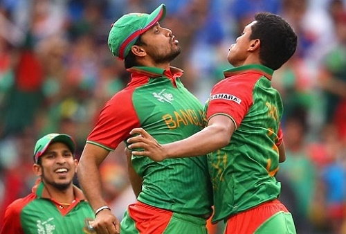 Bangladesh named squad for ICC World T20 2016.