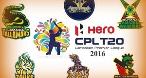 Caribbean Premier League 2016