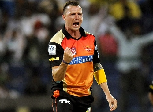 Dale Steyn in Vivo IPL 2016 auction.