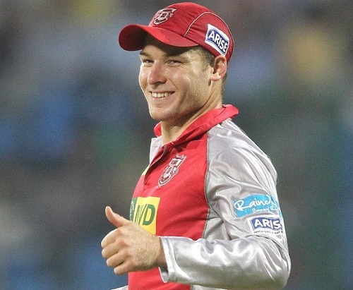 David Miller is appointed KXIP Captain for IPL 2016