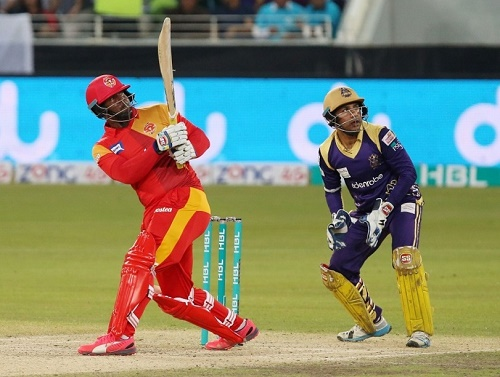 Dwayne Smith made 73 runs in PSL 2016 final.