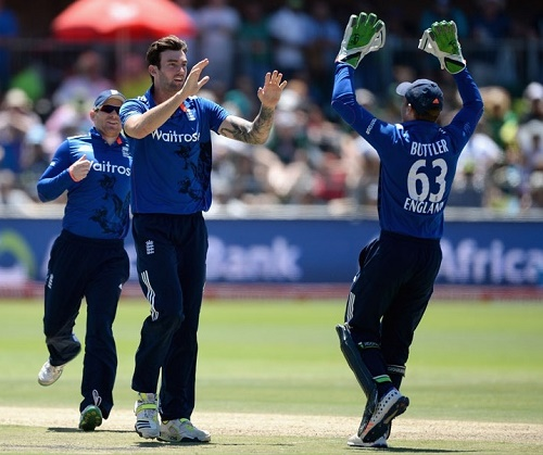 England named squad for ICC World T20 2016.