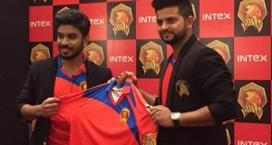 Gujarat Lions Official Jersey Revealed