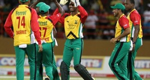 Guyana Amazon Warriors Squad for 2016 CPL