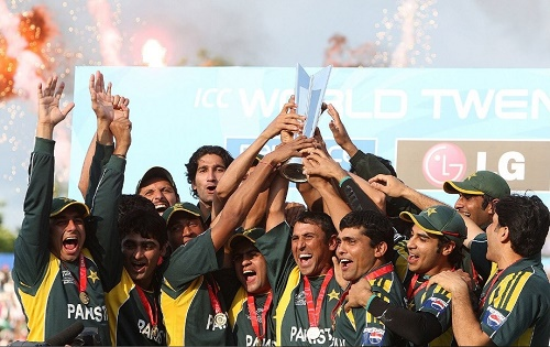 ICC World Twenty20 2009 Winning Team Pakistan Squad.