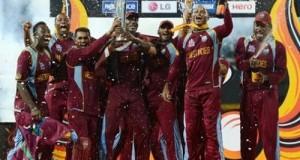 ICC World Twenty20 2012 Winning West Indies Squad