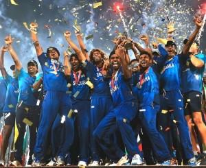 ICC World Twenty20 2014 Winning Sri Lanka Squad.