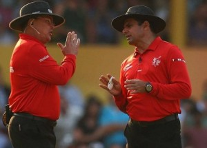 ICC appoint umpires & referees for world t20 2016.