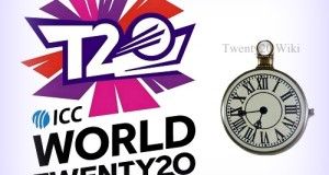 ICC World T20 2016 Match Timings in IST, GMT, BST
