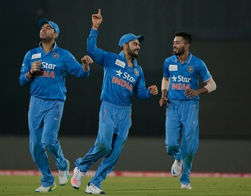 India beat Pakistan by 5 wickets in 2016 Asia Cup.