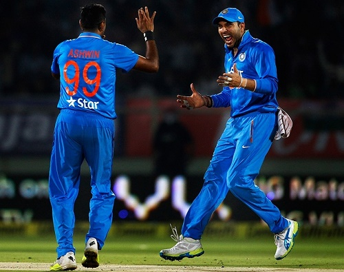 India beat Sri Lanka in 3rd T20 to win series by 2-1.